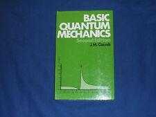 Cassels Basic quantum mechanics MacMillan Press