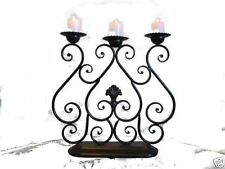 Unbranded Iron Candle Holders & Accessories