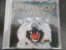 STEPPENWOLF - LIVE (1970) - 2015 CD