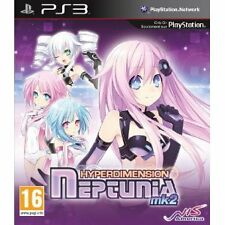 Hyperdimension Neptunia Mk II (Playstation 3) NEW & Sealed - Despatched from UK