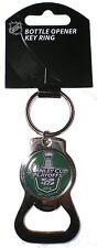 Dallas Stars Hockey Bottle Opener Keychain 2016 NHL Stanley Cup Playoffs