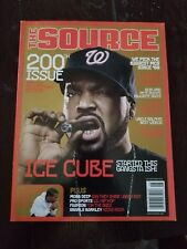 The Source Magazine Ice Cube Dj Quik Pete Rock Lupe Fiasco June 2006
