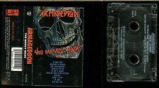 Armageddon The Money Mask USA Cassette Tape Christian Metal