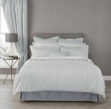 Christy Alderley Double Bedspread In Duck Egg RRP £260