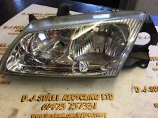 Nissan Almera 2002 Passenger side/left N/S headlight
