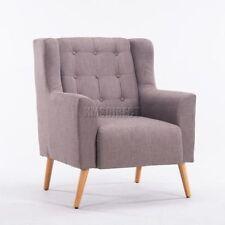 Chaise de salle à manger gris pour le salon