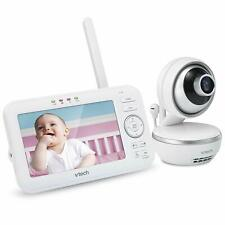 vtech baby alarm vm5261 digital 5 in one with pan and tilt camera
