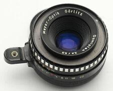 Meyer Optik Gorlitz Domiplan 2,8/50 Exakta mount Very good condition Molto bello