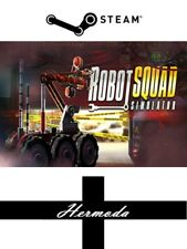 Robot Squad Simulator 2017 Steam Key - for PC Windows (Same Day Dispatch)