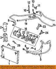 Oldsmobile GM OEM 95-99 Aurora-A/c Compressor 89019366