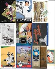 BROOKLYN DODGERS (20) CARD INSERT & PREMIUMS LOT SEE SCANS FREE COMBINED S/H
