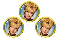 Brigitte Bardot Pelota Golf Marcadores