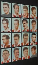PARAGUAY COMPLETE COUPE MONDE FOOTBALL 1958 STYLE PANINI