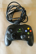 Official Microsoft Xbox Original Black Controller S Genuine OEMX08 69873