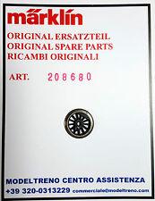 MARKLIN 20868 - 208680  RUOTA + CERCHIATURA   TREIBRAD MIT HAFTREIFEN  3015