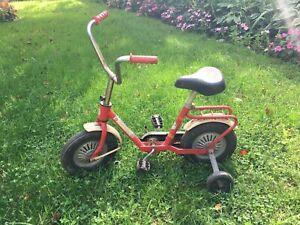 Vintage Small Rider BICYCLE 1970s Retro Child Bike MINI SPRINT MADE SPAIN INJUSA
