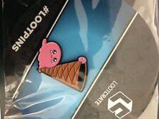 """""""Escape"""" Ice Cream Cone Loot Crate Exclusive Pin"""