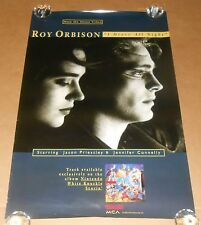 Roy Orbison I Drove All Night Poster 1992 Original Promo 24x36 RARE