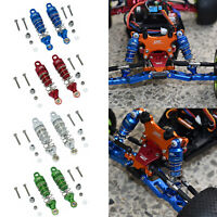 Metal Front Shock Absorber for LOSI Mini-T 2.0 2WD Stadium RTR 1/18 RC Car Truck