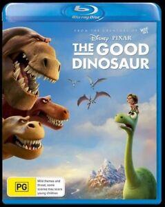 The Good Dinosaur Blu Ray (Pal, 2015) VGC, FREE POST