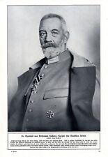 Dr. Theobald von Bethmann Hollweg Chancellor of the German Reich wk.1. from 1915