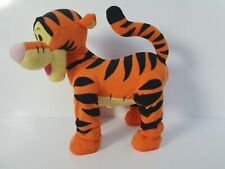 Pounce N Bounce Tigger 23cm Fisher Price Disney 2003  Working Toy Bouncing (oc)