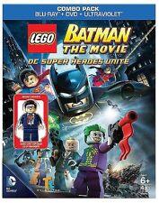 LEGO Batman The Movie DC Super Heroes Unite Exclusive Clark Kent Mini Figure NEW