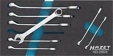 Werkzeugmodul 163-295/ 8 Ringmaulschlüssel Hazet E/D/E Logistik-Cente