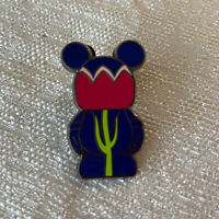 Disney Collectible Pin  Mickey Mouse Vinylmation Jr #1 - Tulip Only - 2011
