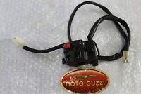 Schalter Schaltereinheit Switch Unit Li. Moto Guzzi Breva 1100 ABS LP#R190