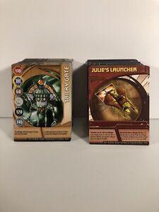 Bakugan Cards Lot Of 12 Vintage Gate & Ability Card Bundle Battle Brawlers 🔥!+