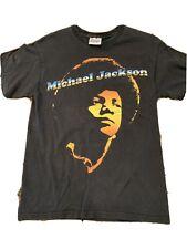 Michael Jackson 2003 Shirt S Small Vintage R&B Pop Rock Tee
