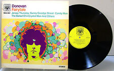 LP - Donovan - Fairytale - CANADIAN PRESSING - MARBLE ARCH MALS 867