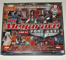 Various - The Megarave Live At Pont Aeri (3xCD, Comp, Mixed)