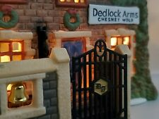 Department 56 Dickens' Heritage- Dedlock Arms 3rd Ed 1994 New Retired 💖