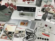 Bernina 820 Sewing Machine w/ BSR Stitch Regulator + 11 Jumbo Bobbins + 37D Foot