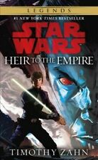 Heir to the Empire, Paperback by Zahn, Timothy, Brand New, Free shipping