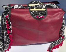 Kangaroo Leather Tote Bag Handbag Large Carryall Australian Made Beautiful CITES