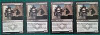 4X MTG MAGIC THE GATHERING MERCILESS EXECUTIONER FATE REFORGED BLACK CREATURE NM