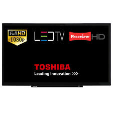 """Toshiba 32L1753DB 32"""" LED TV Full HD With Freeview HD Unit Only With Power Lead"""