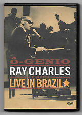 DVD / RAY CHARLES LIVE IN BRAZIL (MUSIQUE CONCERT)