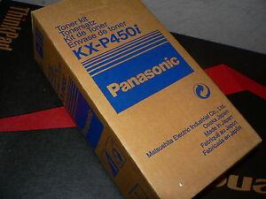 Panasonic Originaltoner-Kit KX-P450i für KX-P4450 / KX-P4451 / KX-P4455