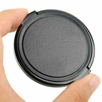 52mm Side Pinch Snap On Front Lens Filters Cap Cover for Canon Nikon Sony