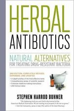 Herbal Antibiotics Book-Natural Alternatives for Treating Bacteria-Preppers-NEW
