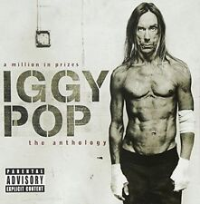 IGGY POP - A MILLION IN PRIZES: THE ANTHOLOGY [PA] NEW CD