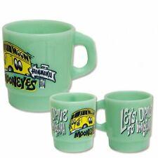 Cool original Mooneyes Tasse Becher Mug Pott Lets Drive to Yokohama Bus Bulli VW