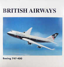 Boeing 747-400 British Airways Herpa 500708 1:500