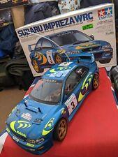 Vintage TAMIYA 1/10th SUBARU Colin McRae WRC 1998 Excellent