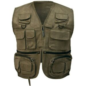 Frogg Toggs Cascades Classic 50 Fly Fishing Vest FV33101-05