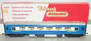 Triang 00 Gauge R426 Midland Blue Pullman Parlour Centre Coach W60745 VNMIB